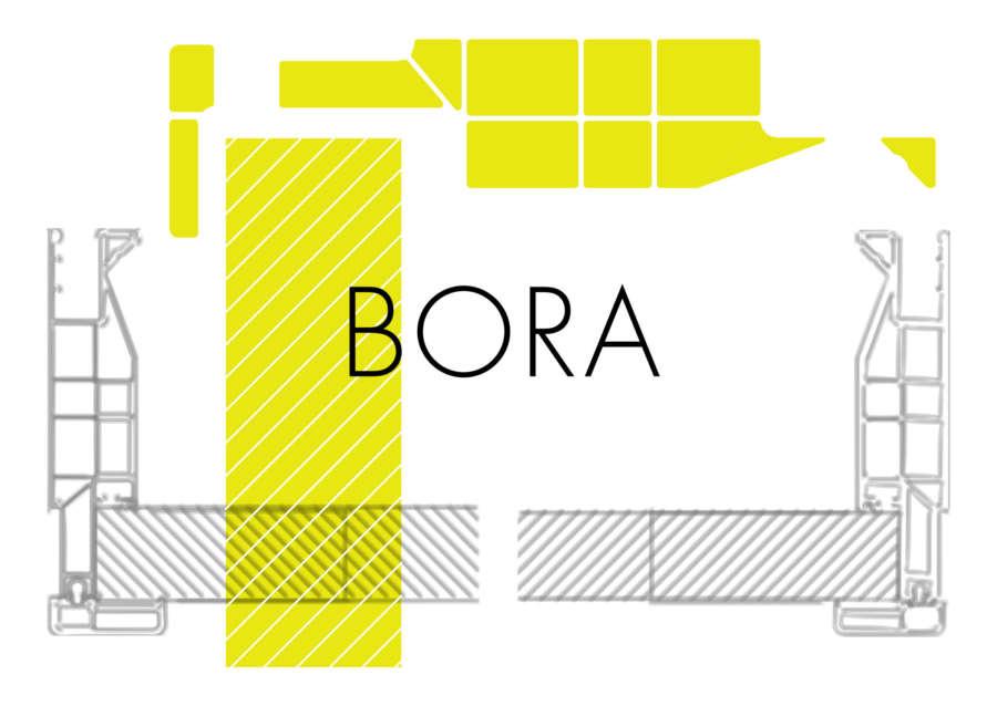 1200 X850 Bora Cover