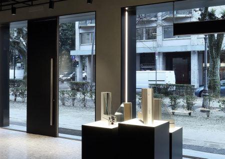 Riapertura Showroom Erco