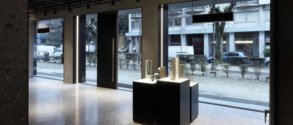 Riapertura Showroom Erco Home