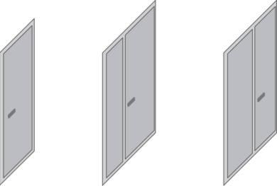 Misure Shade Porta
