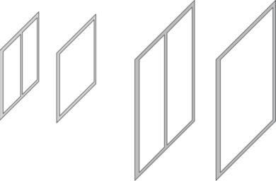 Misure Shade Windows